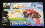 K'NEX Miscellaneous Toy K-FORCE K-10V BUILDING SET 83 PIECE
